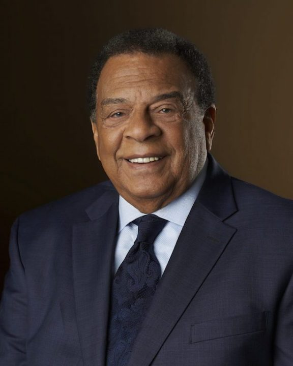 portrait of Andrew Young